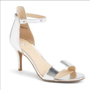 Nordstrom BP Luminate Open Toe Dress Sandal
